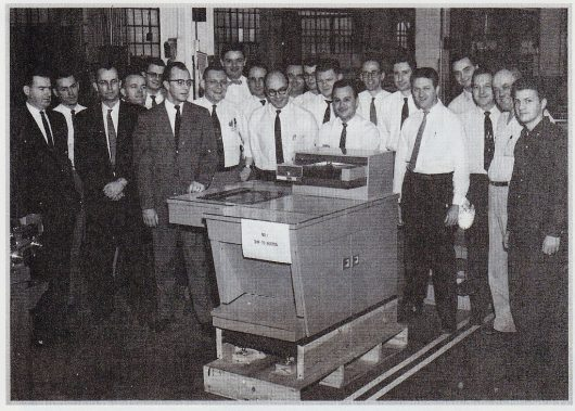 Photocopieur-de-bureau-Xerox-914