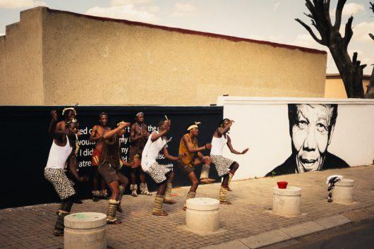 Danseurs Sud-africains