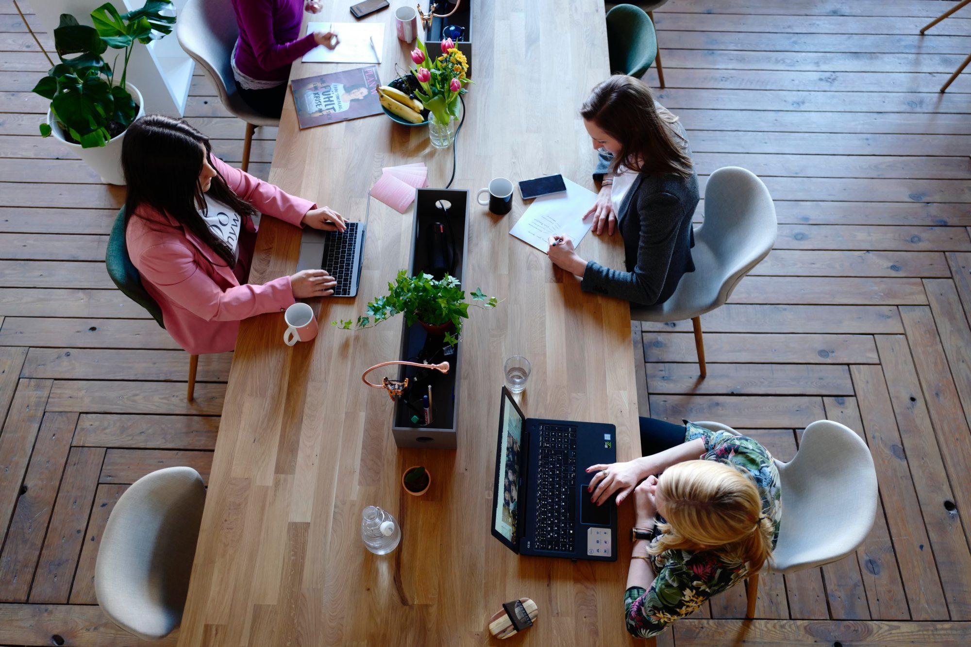 4 bonnes pratiques dans un espace de coworking
