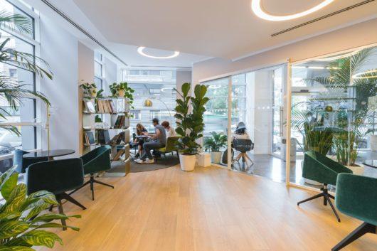 TOP 5 tendances en matière d'aménagement de bureaux en 2021